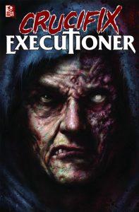 Crucifix Executioner Comic