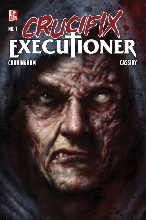 Crucifix Executioner Issue #1