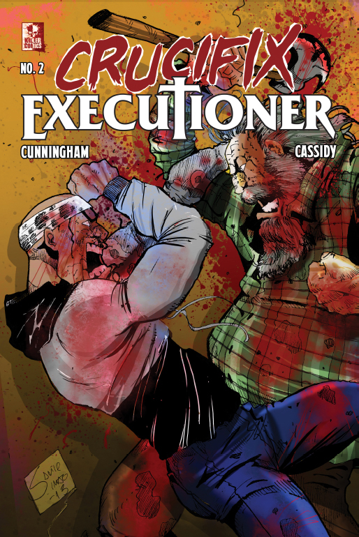 Crucifix Executioner Issue #2